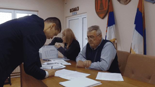 """ГГ """"Независна листа – Милан Грубетић"""" предала Изборну листу"""